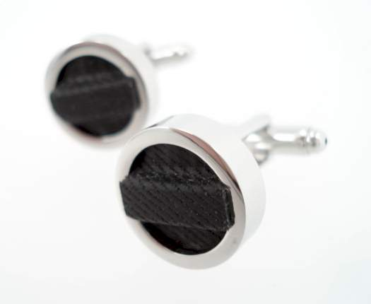 fan belt cufflinks