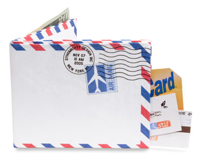 tyvek airmail wallets